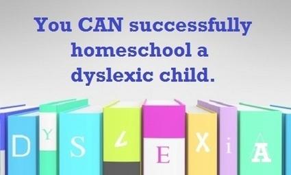 Homeschooling Children with Dyslexia