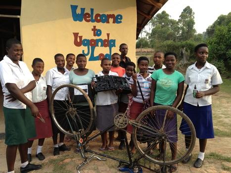 Skills for adolescent girls in Ruhanga SW Uganda - Africa on the Blog   Education in Uganda   Scoop.it