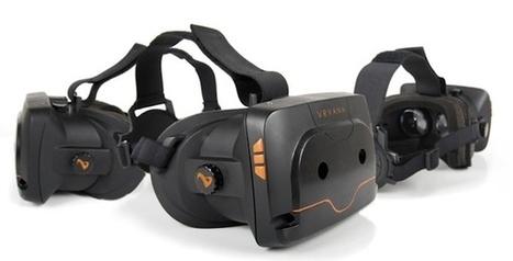 Totem, un dispositivo de realidad virtual que podría convertirse en un serio competidor de las Oculus Rift | REALIDAD AUMENTADA Y ENSEÑANZA 3.0 - AUGMENTED REALITY AND TEACHING 3.0 | Scoop.it