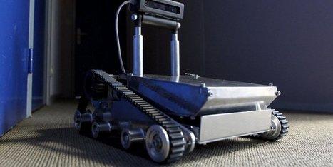 Innoveox dévoile le premier robot capable d'inspecter des sites nucléaires | BIENVENUE EN AQUITAINE | Scoop.it