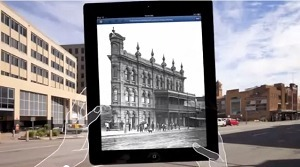 Augmented Reality App Reconstructs Buildings From Years Gone By (Video) | What I Find Interesting by Alwaysme3 | Scoop.it