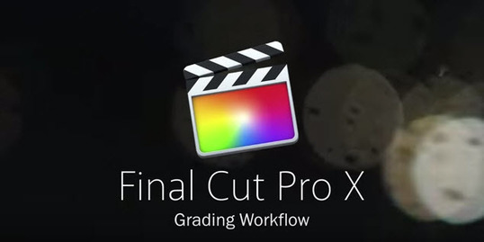 Denver Riddle Teaches You How To Grade Motion Pictures Or Your Own Movies Using Color Finale in FCPX.