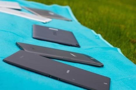 Kesän suuri tablettivertailu: kahdeksan varsin erilaista laitetta | Opeskuuppi | Scoop.it