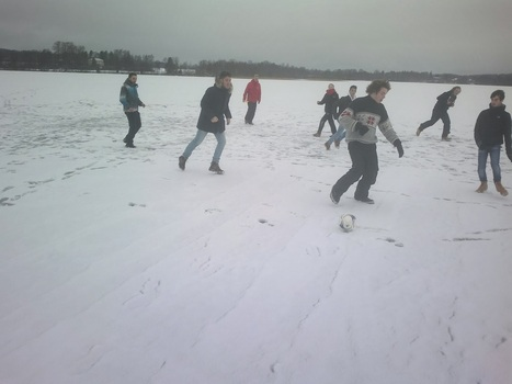 Kansainvälisyys: Nordic Winter Activities -viikko onnistui ja ihastutti | POLKKA-UUTISET | Scoop.it