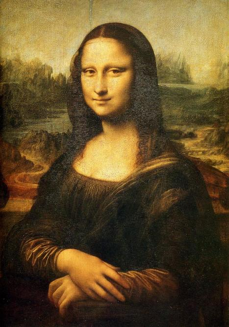 -Mona Lisa! -You don't say! | The Arts forming our personality | Scoop.it