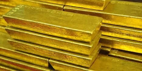 Allemagne : une ado trouve un lingot d'or dans un lac | Allemagne | Scoop.it