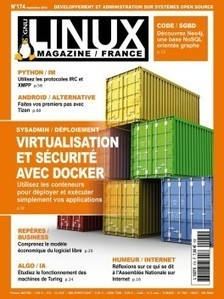 GNU/Linux Magazine 174 - LES EDITIONS DIAMOND | Formation, consulting | Scoop.it