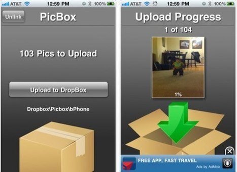 The 5 Best iPhone/iPad Apps for Exporting and Importing Your Photos « Mac How-To | Paperless Classroom | Scoop.it