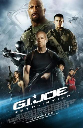 G.I. Joe: Retaliation (2013) | Hollywood Movies List | Scoop.it