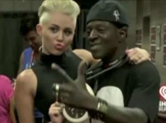 Flavor Flav Mistakes Miley Cyrus for Gwen Stefani (VIDEO) | Gossip Cop | Show Prep | Scoop.it