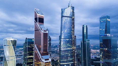 От каменоломни до мэрии: как «Москва-Сити» строилась | Real Estate and Finance, Russia | Scoop.it