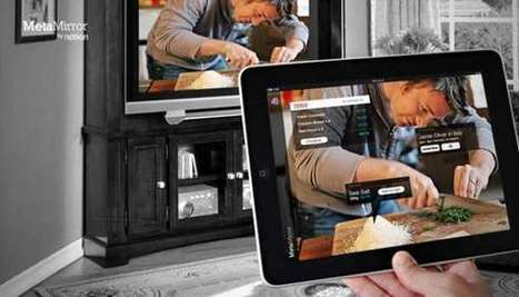 Augmented Reality Television Apps | AR trends in education | Scoop.it