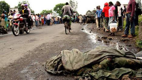 Tienduizenden vluchtelingen en gevechten om goud en coltan in Congo | MaCuSa | Scoop.it