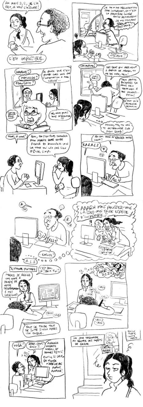 Mélakarnets   Les bandes dessinées sur Internet   Scoop.it