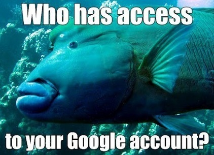 Jaana Nyström - Google+ - Who has authorized access to your Google? | GooglePlus Expertise | Scoop.it