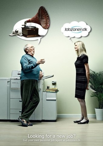117 Funniest Creative Job and Recruitment Ads | JobMob | Careers and Jobs | Scoop.it