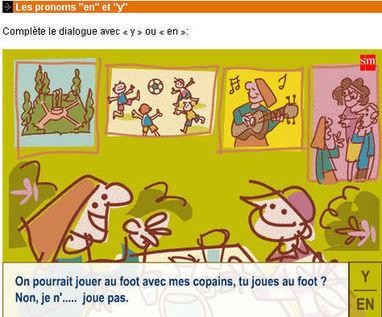 Grammaire AUDIOVISUELLE sur Internet | FLE | Scoop.it