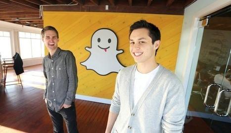 Snapchat vise une IPO à 4 milliards de dollars | Veille et community management | Scoop.it