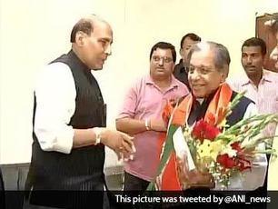 Former Janata Dal (United) MP NK Singh joins BJP   N. K. Singh   Scoop.it