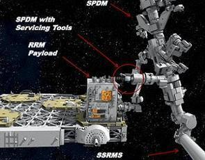 Dextre demo paving the way for robotic EVA assistance | NASASpaceFlight.com | More Commercial Space News | Scoop.it