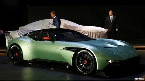 Aston Martin targets female buyers | Quirky (with a dash of genius)! | Scoop.it