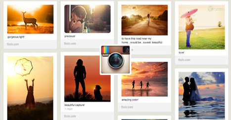 Using Instagram To Market Your Company Or Solution   Social Media   Scoop.it