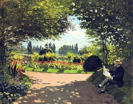 Claude Monet Early Years of Rebellion, Pain, and Success | Artcentron | Art | Scoop.it