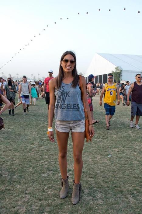 Festival fashion rules to follow in 2014 | Fashion Weeks & Street Style | Scoop.it
