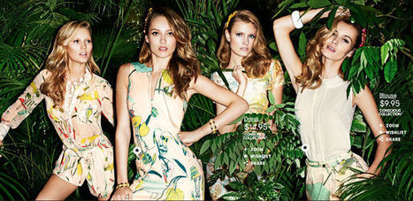 H&M Eco Friendly Spring Fashion Collection | ECO Clothing Fashion | Scoop.it