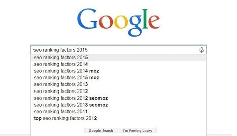 Google SEO on Page Factors for 2015 – Webmasters World - Share Local Business Blog | sharelocalbusiness | Scoop.it