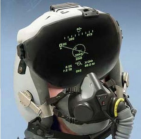 Rockwell Collins and Elbit to provide night-vision capability to Navy pilot head-up displays | Avionics & Patents | Scoop.it