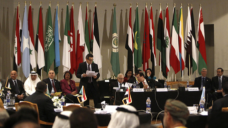 Arab League: Arab states free to offer military support to Syrian rebels | Global politics | Scoop.it