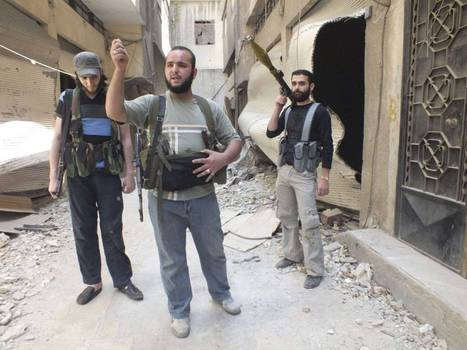 Death of key Free Syrian Army commander heralds a brutal new chapter in conflict   HSC World Order   Scoop.it