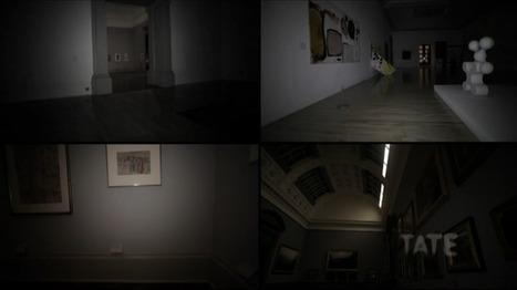 Tate Britain to let visitors view art at night using remote-controlled robots | Art contemporain et histoire de l'art | Scoop.it