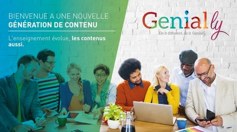 Genially - Création de contenus interactifs | Web information Specialist | Scoop.it