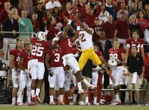 No 2. USC vs. No. 21Stanford - CBS Los Angeles | Sports Photography | Scoop.it