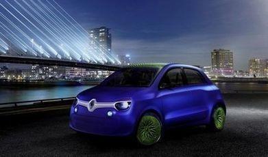 Renault Twin'Z, nouveau concept car électrique - zegreenweb | Twitter | Scoop.it