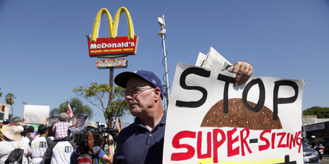 Study: McDonald's Low Wages Cost Taxpayers $1.2 Billion Per Year | Good, Bad, Ugly in our Corpocracy | Scoop.it