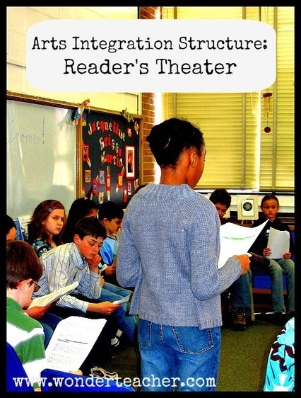 Arts Integration Structure: Reader's Theater | Professional Learning Networks-Integrated Arts | Scoop.it