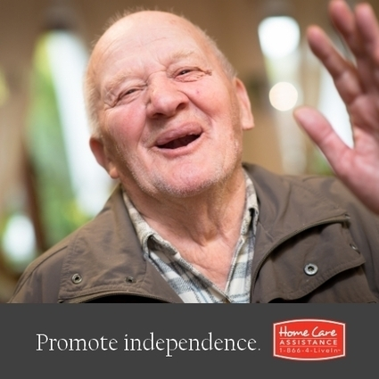 Actions that May be Hurting a Loved One's Independence | Home Care Assistance of Denton County | Scoop.it