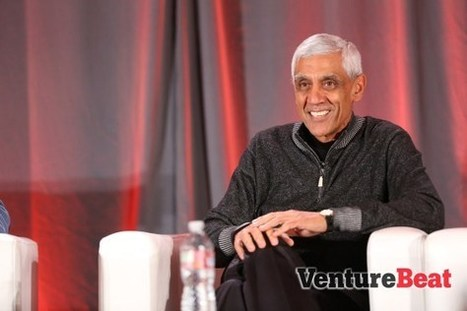 Khosla explains his 'robots replacing doctors' comment and goes on the hunt for data scientists | Daily Magazine | Scoop.it