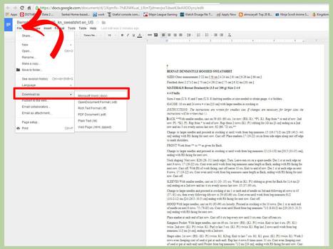 How to Make PDFs Editable With Google Docs | Ideas y recursos tic para el aula | Scoop.it