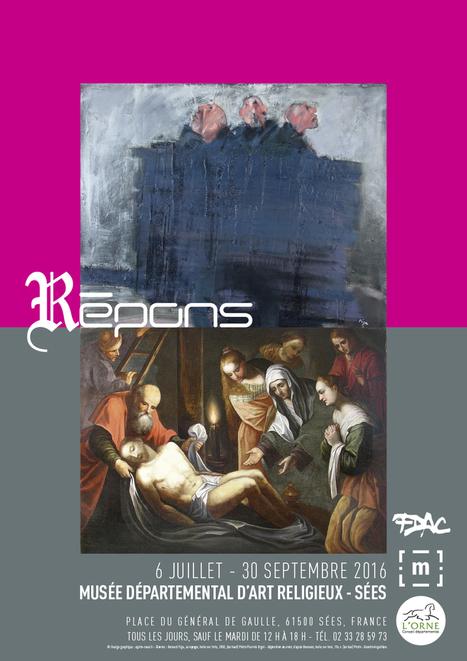 Le Musée d'art religieux de Sées met en valeur l'art contemporain | L'observateur du patrimoine | Scoop.it