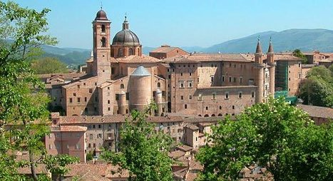 Urbino seen with the eyes of an Indiana Student | Le Marche another Italy | Scoop.it