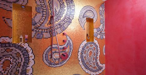 Increation - a project with David Carter | Interior designer,Bell art Painting, Interior designer, Texture paint Delhi | Scoop.it