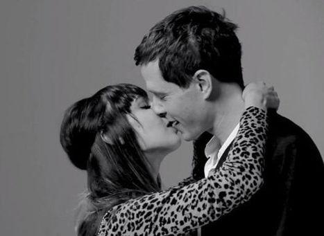 Plus de 60 millions pour les baisers publicitaires | Social Media | Scoop.it
