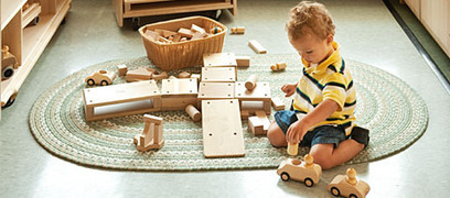 communityplaythings.com - Creating Indoor Environments for Young Children by Francis Wardle | Education | Scoop.it