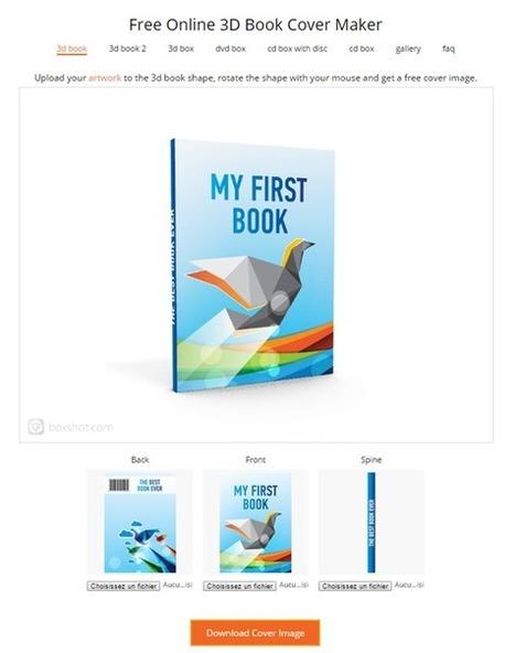 10 outils bluffants pour créer des visuels | Outils web, html5, logiciels libres. | Scoop.it