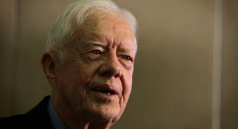 Jimmy Carter slaps Amnesty International for backing 'slave masters' in sex trade | Fabulous Feminism | Scoop.it