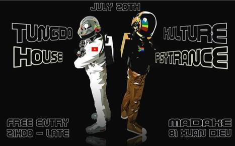 House & Psytrance - 20th July | Facebook | Events in Hanoi | Scoop.it